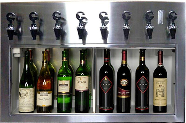 Le Cruvinet Winebar System