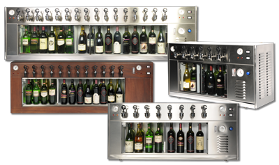 Cruvinet Winebar Systems