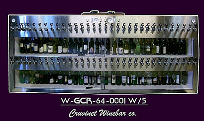 Custom 64 by Cruvinet Winebar Co.