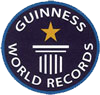 Guinness book of records - logo